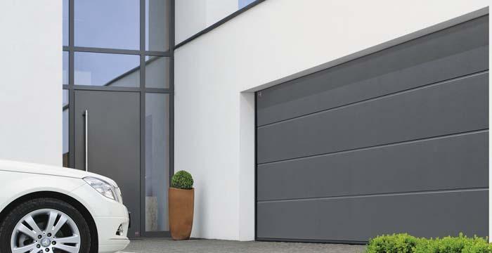 dégagement devant garage